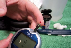 Diabetes Diet - Blood Glucose Level