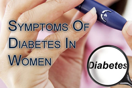 Image Showing Signs Of Diabetes In Women